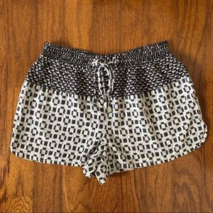 Forever 21 comfy pattern shorts